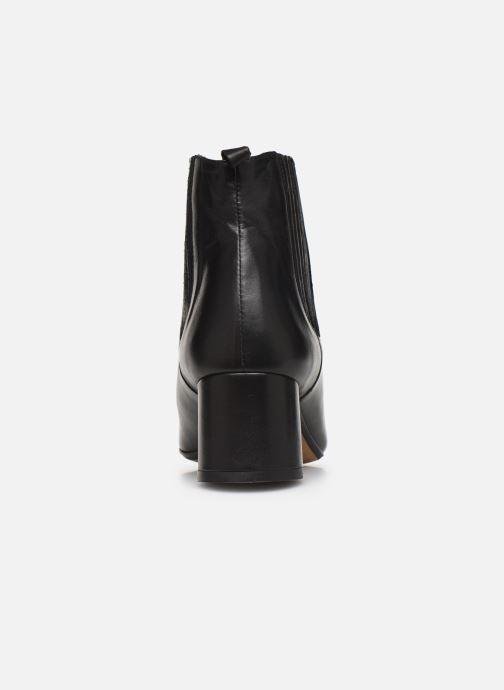 Boots en enkellaarsjes Bianco BIACALLIOPPE CHELSEA BOOT 26-50240 Zwart rechts