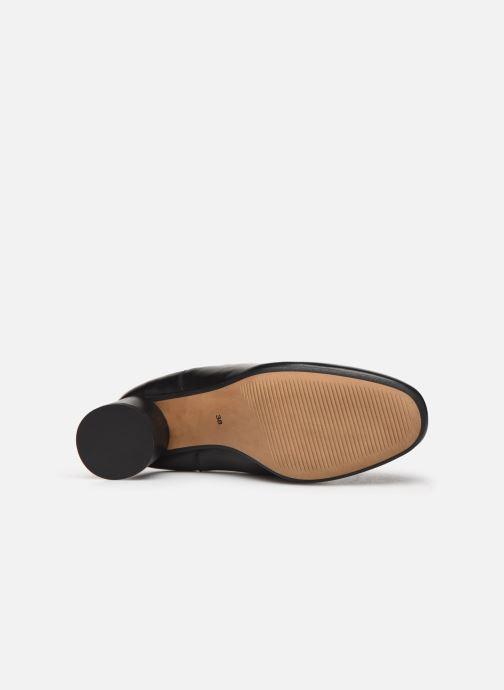 Boots en enkellaarsjes Bianco BIACALLIOPPE CHELSEA BOOT 26-50240 Zwart boven