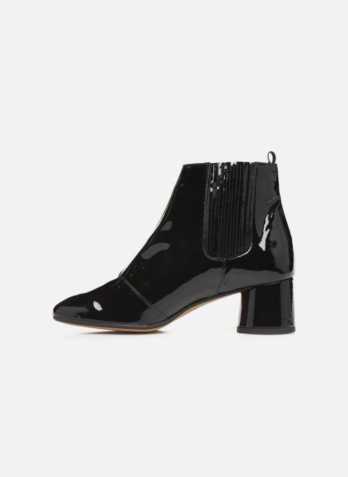 Bottines et boots Bianco BIACALLIOPE Chelsea BOOT 26-50240 Noir vue face