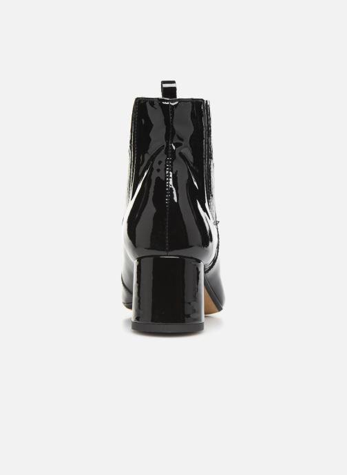 Bottines et boots Bianco BIACALLIOPE Chelsea BOOT 26-50240 Noir vue droite