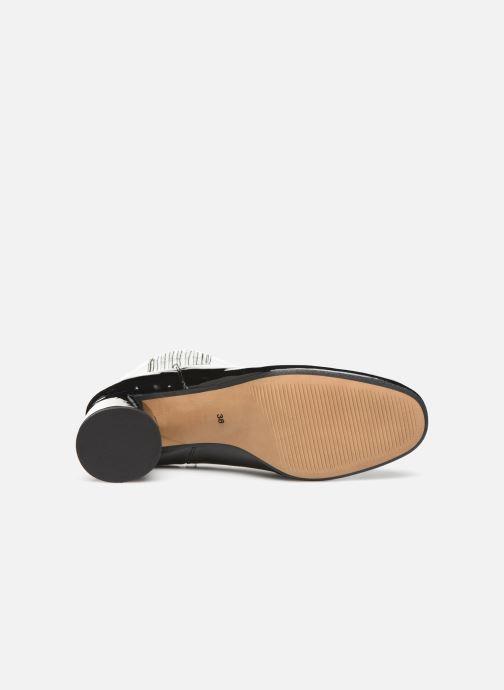 Bottines et boots Bianco BIACALLIOPE Chelsea BOOT 26-50240 Noir vue haut