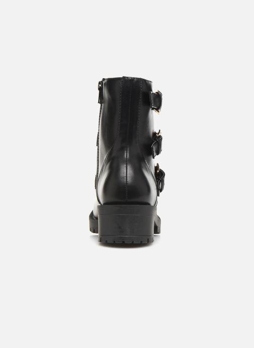 Bottines et boots Bianco BIACLAIRE BASIC BIKER BOOT 26-50252 Noir vue droite