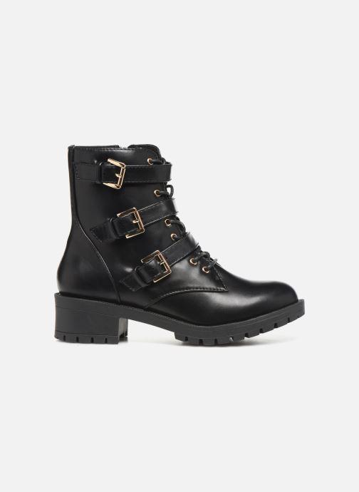 Bottines et boots Bianco BIACLAIRE BASIC BIKER BOOT 26-50252 Noir vue derrière