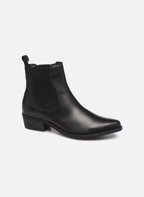 Bottines et boots Bianco BIACOCO CHELSEA WESTERN 26-50302 Noir vue détail/paire