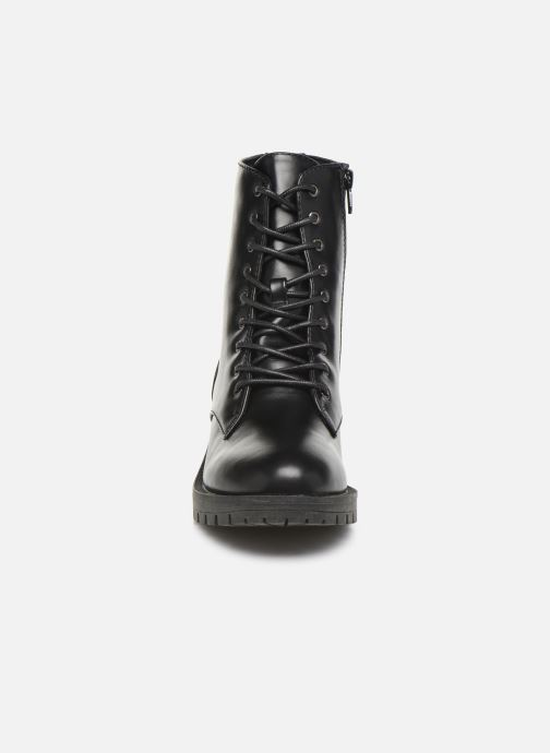 Botines  Bianco BIACLAIRE LACED UP BOOT 26-50329 Negro vista del modelo