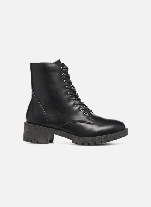 Botines  Bianco BIACLAIRE LACED UP BOOT 26-50329 Negro vistra trasera