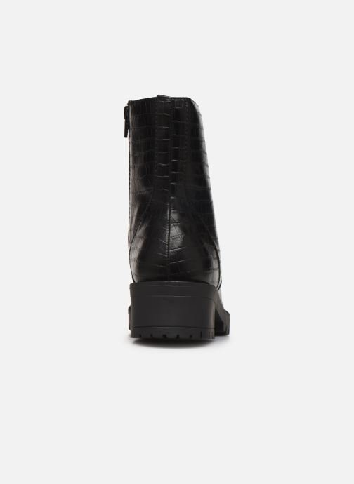 Botines  Bianco BIACLAIRE LACED UP BOOT 26-50329 Negro vista lateral derecha