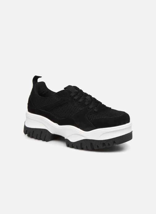 Baskets Bianco BIACOLLEENCHUNKY SNEAKER 32-50231 Noir vue détail/paire