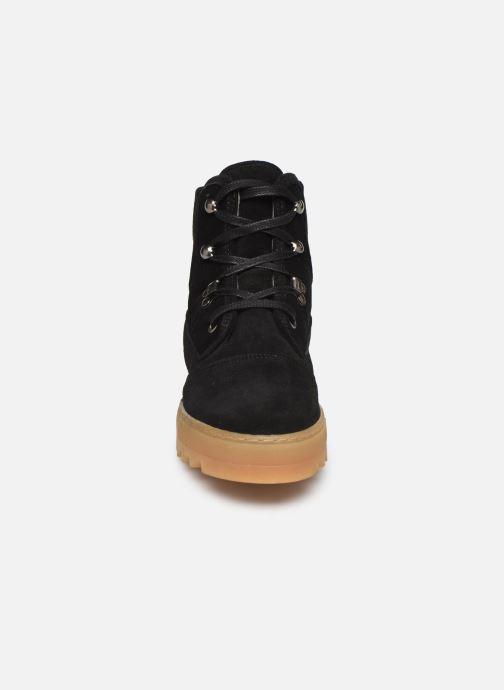 Bottines et boots Bianco BIACOMET WINTER BOOT 33-50232 Noir vue portées chaussures