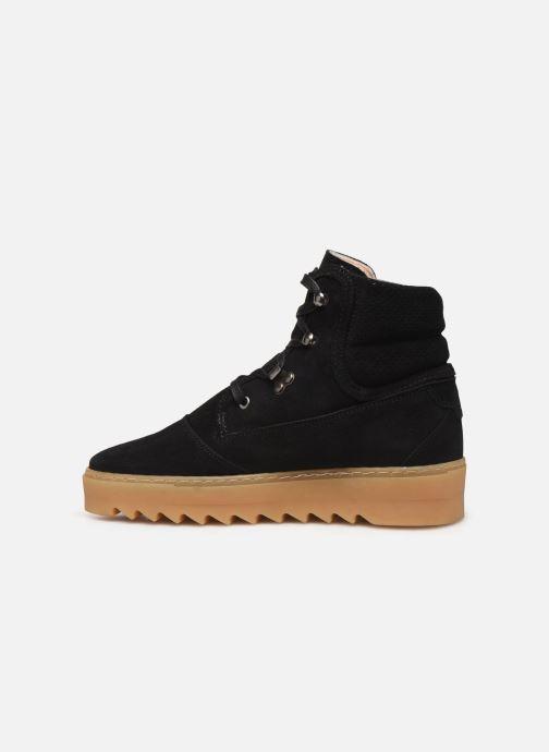 Bottines et boots Bianco BIACOMET WINTER BOOT 33-50232 Noir vue face