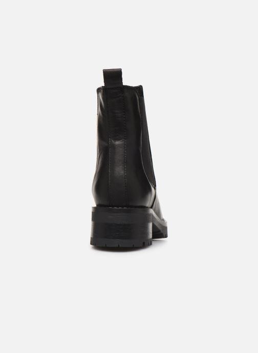 Bottines et boots Bianco BIACORAL WINTER CHELSEA 33-50236 Noir vue droite