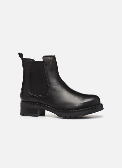 Bottines et boots Bianco BIACORAL WINTER CHELSEA 33-50236 Noir vue derrière