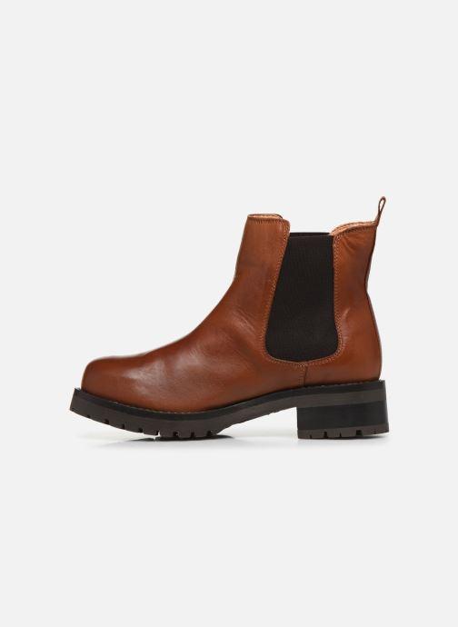 Bottines et boots Bianco BIACORAL WINTER CHELSEA 33-50236 Marron vue face