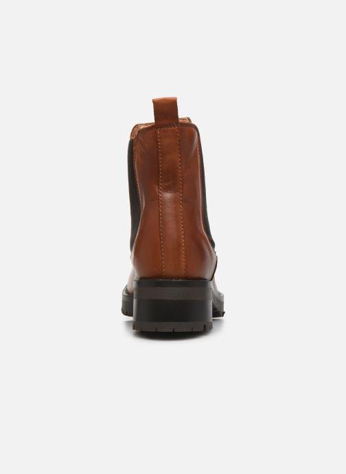 Bottines et boots Bianco BIACORAL WINTER CHELSEA 33-50236 Marron vue droite
