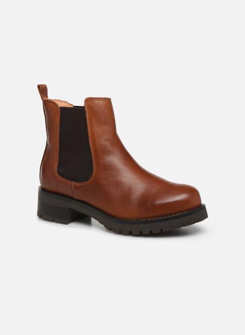 Bottines et boots Bianco BIACORAL WINTER CHELSEA 33-50236 Marron vue détail/paire