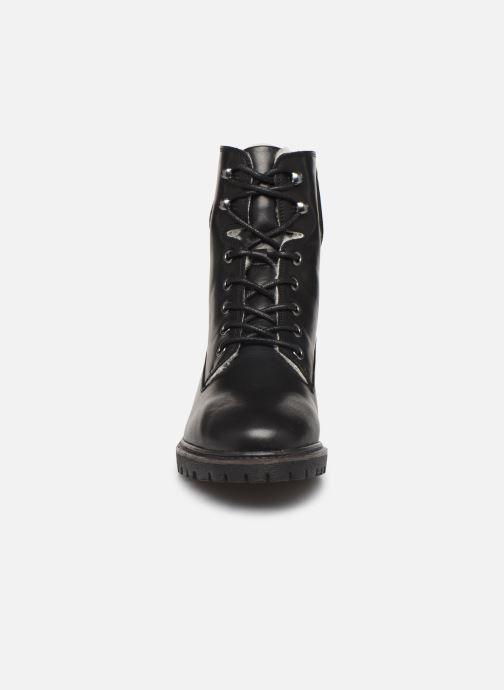 Ankle boots Bianco BIACHERYL WARM BOOT 33-50255 Black model view
