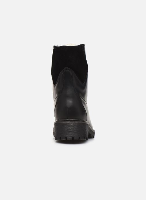 Ankle boots Bianco BIACHERYL WARM BOOT 33-50255 Black view from the right