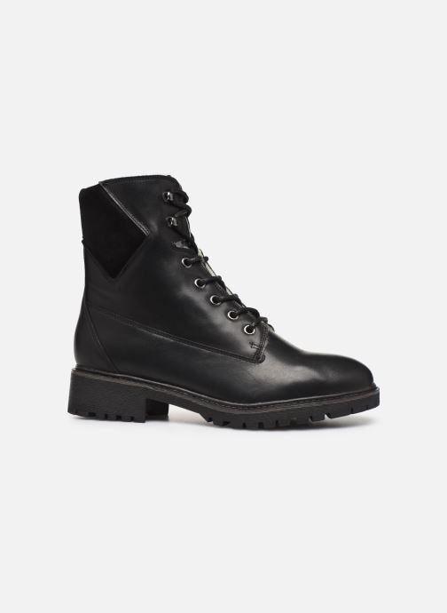 Ankle boots Bianco BIACHERYL WARM BOOT 33-50255 Black back view