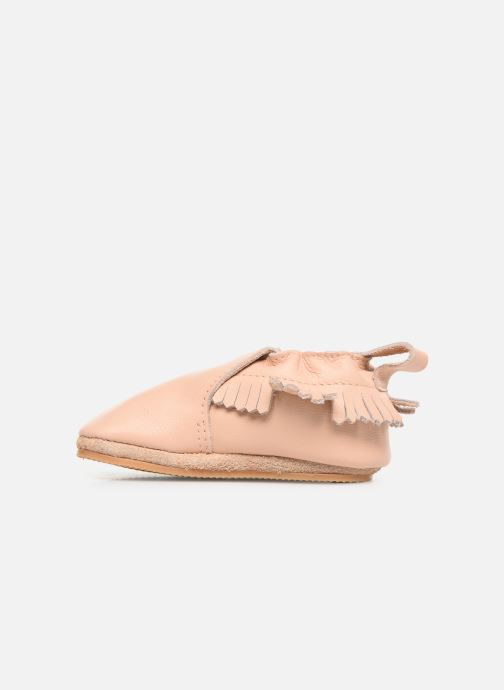 Chaussons Boumy Bao Rose vue face