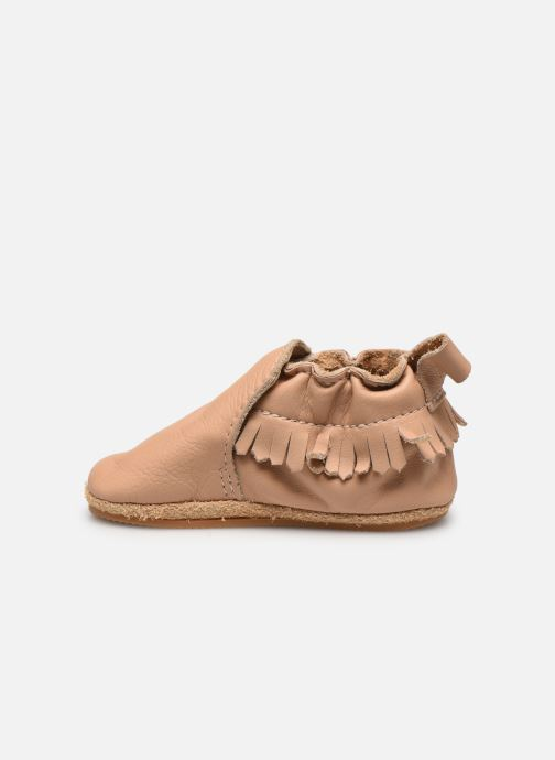 Chaussons Boumy Bao Beige vue face