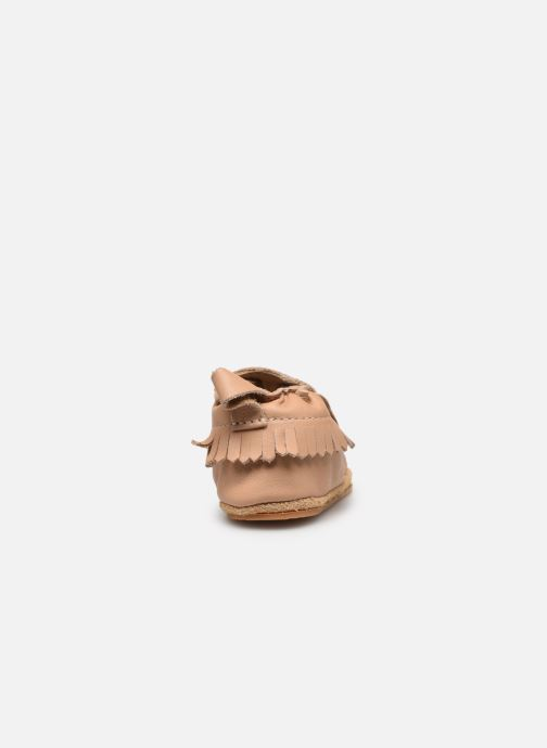 Pantofole Boumy Bao Beige immagine destra