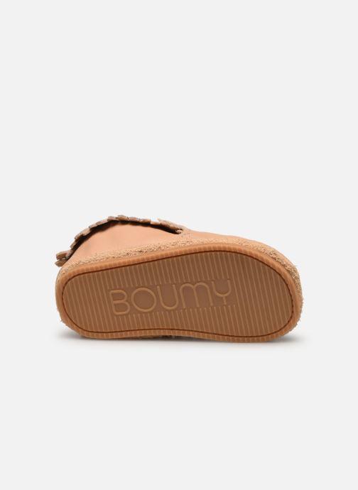 Pantofole Boumy Bao Beige immagine dall'alto