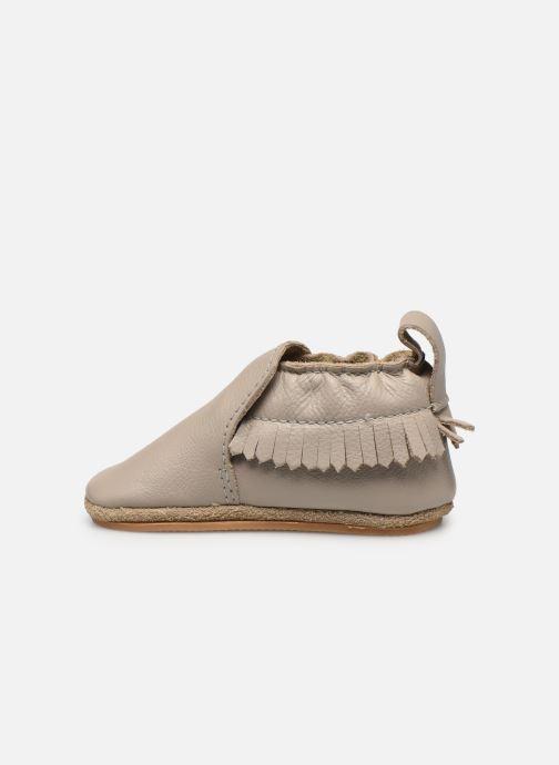 Pantofole Boumy Bao Grigio immagine frontale