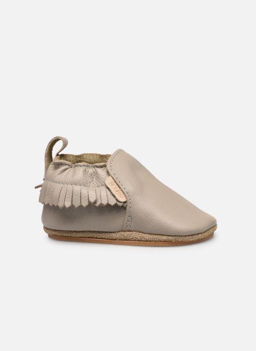 Pantofole Boumy Bao Grigio immagine posteriore