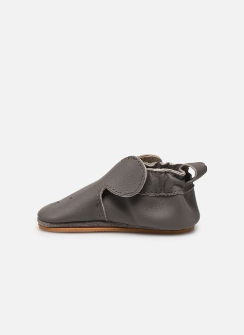 Chaussons Boumy Dune Gris vue face