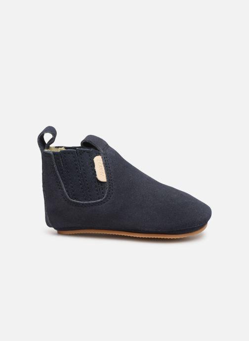 Pantofole Boumy Monzi Azzurro immagine posteriore