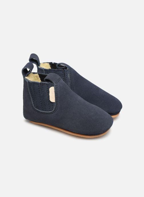 Pantofole Boumy Monzi Azzurro vedi dettaglio/paio