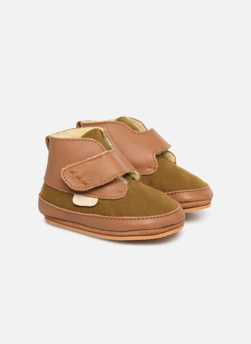 Pantofole Boumy Boet Marrone vedi dettaglio/paio
