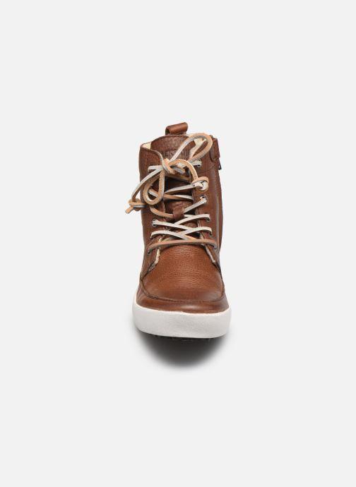 Stiefeletten & Boots Blackstone Boots High CK01 braun schuhe getragen