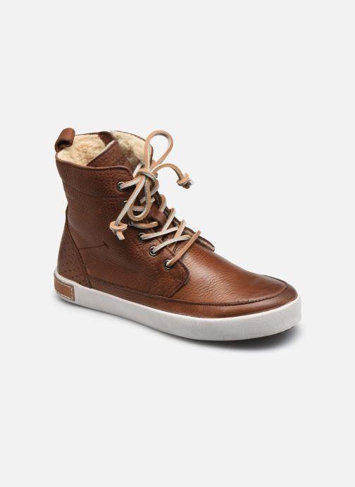 Stiefeletten & Boots Blackstone Boots High CK01 braun detaillierte ansicht/modell