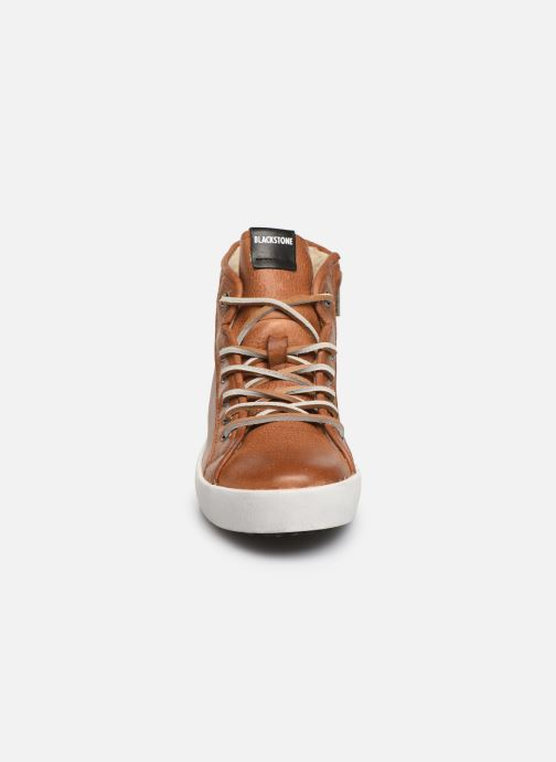 Stiefeletten & Boots Blackstone Boots QK78 braun schuhe getragen