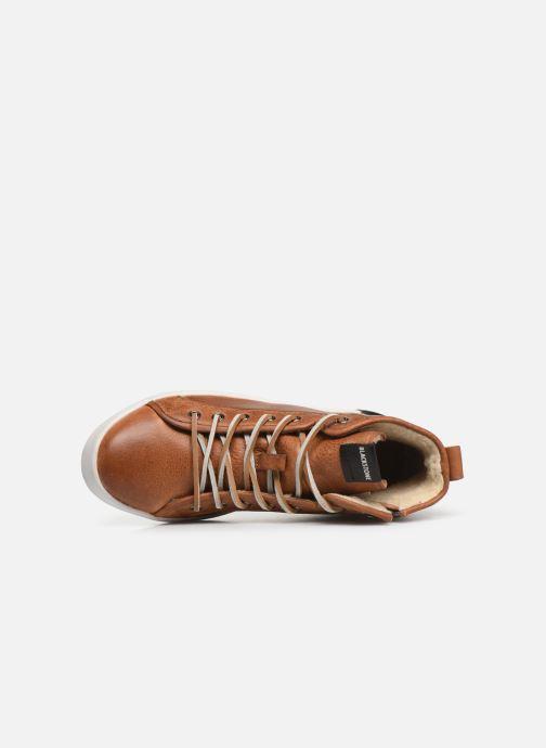 Stiefeletten & Boots Blackstone Boots QK78 braun ansicht von links