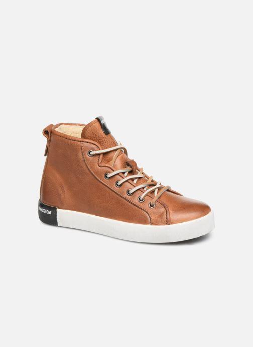 Stiefeletten & Boots Blackstone Boots QK78 braun detaillierte ansicht/modell