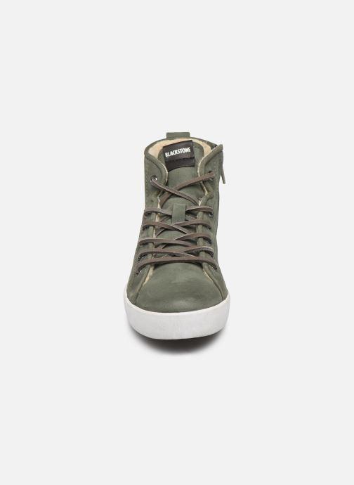 Bottines et boots Blackstone Boots QK78 Vert vue portées chaussures
