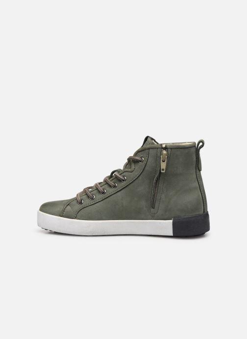 Ankelstøvler Blackstone Boots QK78 Grøn se forfra