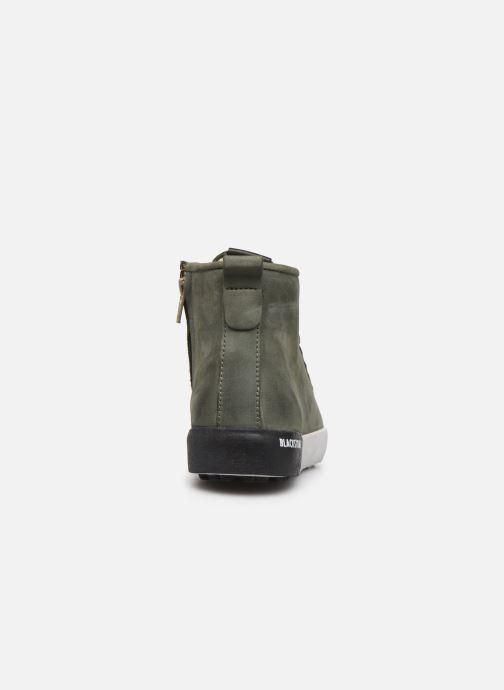 Bottines et boots Blackstone Boots QK78 Vert vue droite