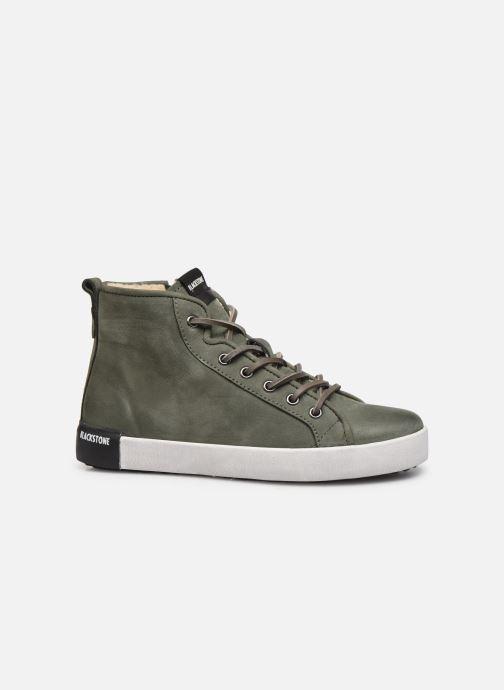 Bottines et boots Blackstone Boots QK78 Vert vue derrière