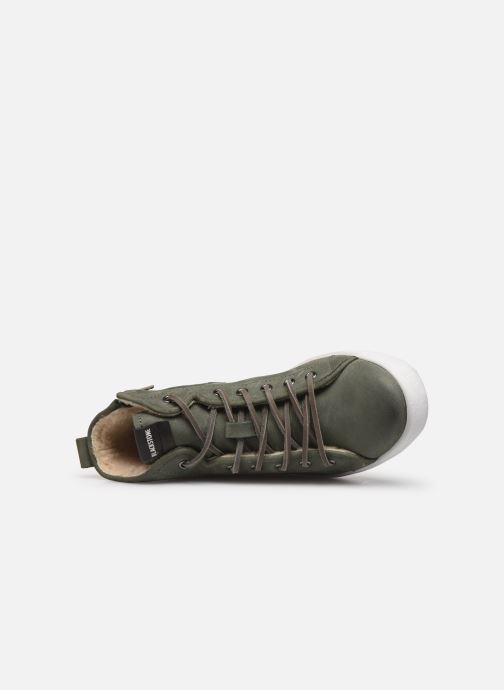 Bottines et boots Blackstone Boots QK78 Vert vue gauche