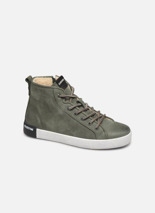 Ankelstøvler Blackstone Boots QK78 Grøn detaljeret billede af skoene