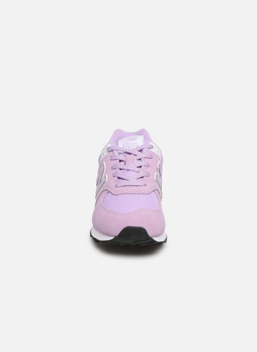 Trainers New Balance PC574 M Purple model view