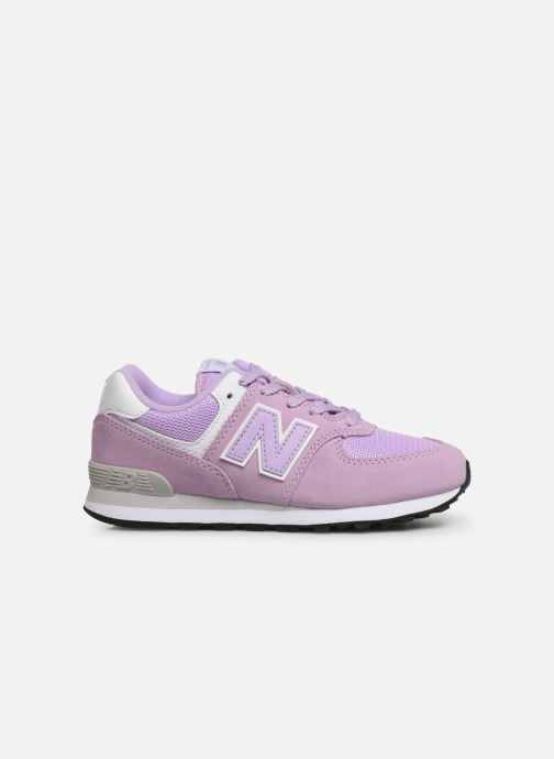 Trainers New Balance PC574 M Purple back view
