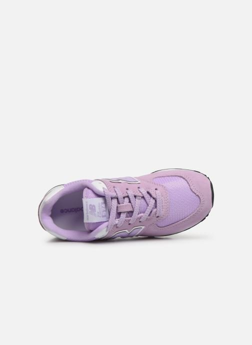 Sneakers New Balance PC574 M Paars links