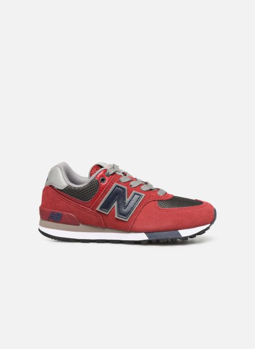 Sneakers New Balance PC574 M Rood achterkant