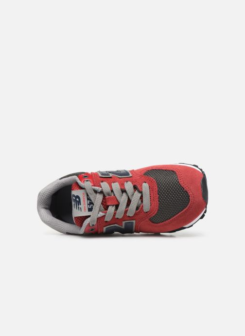 Sneakers New Balance PC574 M Rood links