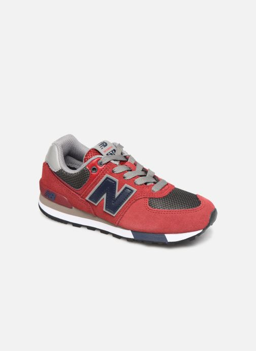 Sneakers New Balance PC574 M Rood detail