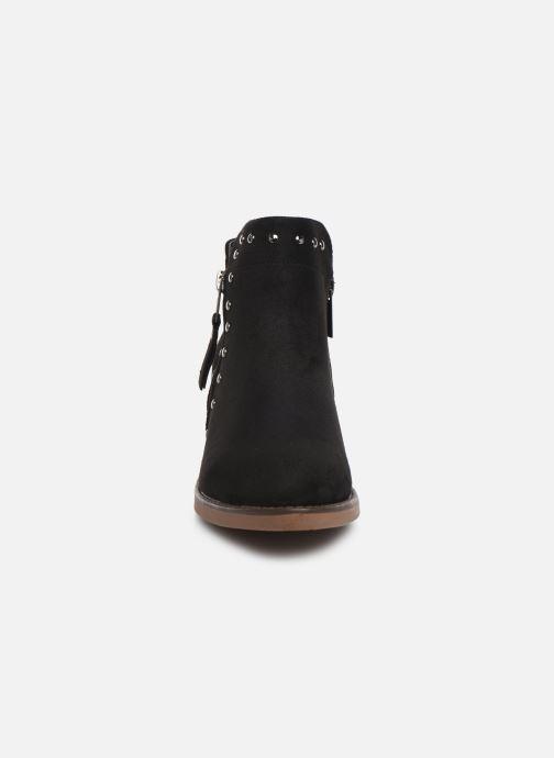 Bottines et boots Xti 49473 Noir vue portées chaussures